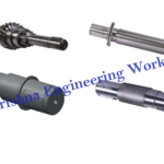 Stenter Machine Shaft
